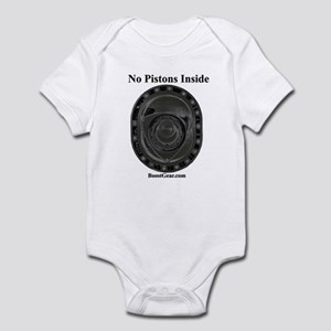 No Pistons Inside ( Rotary ) - Infant Bodysuit