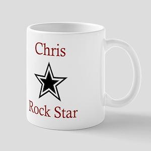 Chris - Rock Star Mug