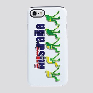 South Africa Field Hockey iPhone 8/7 Tough Case