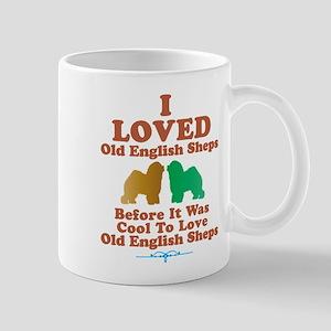 Old English Sheepdog Mug