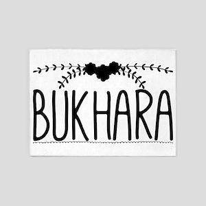 Bukhara 5'x7'Area Rug