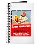 Navy Arise Americans Journal