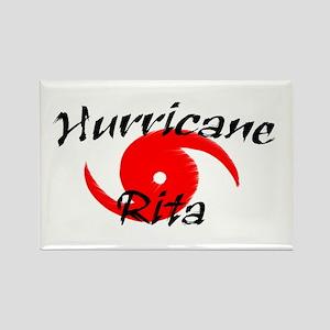 Hurricane Rita Rectangle Magnet