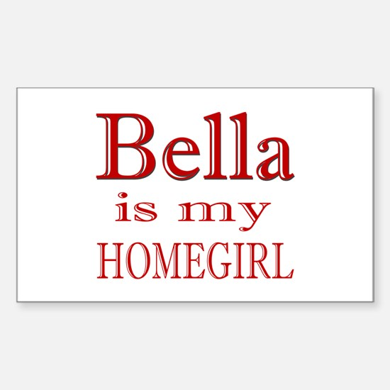 Bella Swan is my Homegirl Twilight Decal