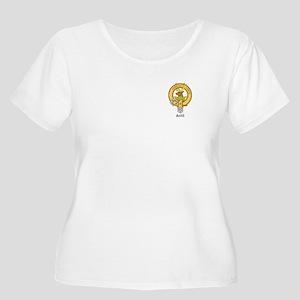 Keith Women's Plus Size Scoop Neck T-Shirt