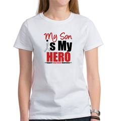 Lung Cancer Hero (Son) Women's T-Shirt