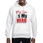Lung Cancer Hero (Son) Hooded Sweatshirt