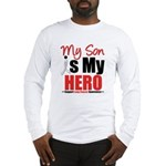 Lung Cancer Hero (Son) Long Sleeve T-Shirt
