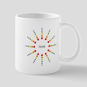 Love Burst Mug