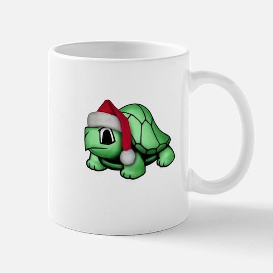 Christmas Turtle Mug