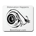 Detonation Happens - BoostGear - Racing Mousepad