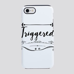 Triggered iPhone 8/7 Tough Case