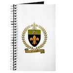 THIBAULT Family Crest Journal