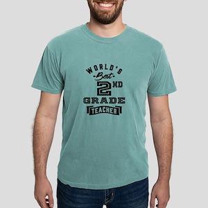 World's Best 2nd Grade Teacher - 72 T-Shirt