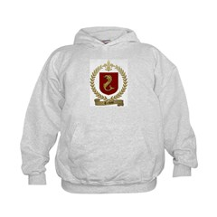 TRAHAN Family Crest Hoodie