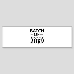 cool graduation gift Bumper Sticker