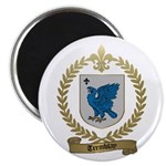 TREMBLAY Family Crest Magnet