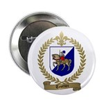 TROTTIER Family Crest Button