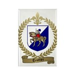 TROTTIER Family Crest Rectangle Magnet (100 pack)