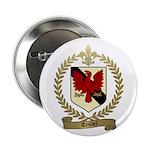 TRUDEL Family Crest Button