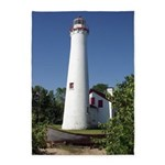 Sturgeon Point Lighthouse Tall 5'x7'area R