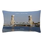 Houghton Hancock Bridge Pillow Case