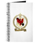 TRUDEL Family Crest Journal