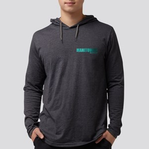 Welcome to Manitowoc Long Sleeve T-Shirt