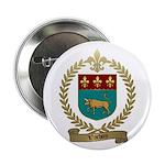 VACHON Family Crest Button