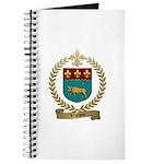 VACHON Family Crest Journal