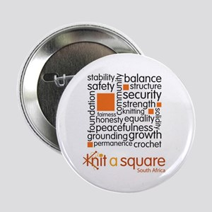 """Knit-A-Square Wordle 2.25"""" Button"""