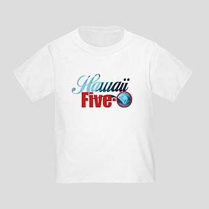 Hawaii Five O Retro Surf T-Shirt