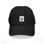VALCOURT Family Crest Black Cap