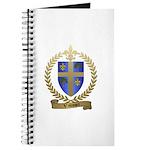 VALCOURT Family Crest Journal