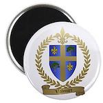 VALCOURT Family Crest Magnet