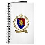 VEILLEUX Family Crest Journal