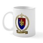 VEILLEUX Family Crest Mug