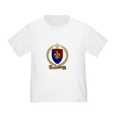 VEILLEUX Family Crest T
