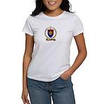 VEILLEUX Family Crest Women's T-Shirt