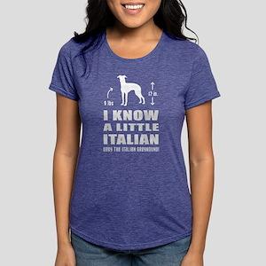 Little Italian - Greyhound Wht/ T-Shirt