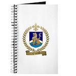 VILLERAY Family Crest Journal