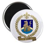 VILLERAY Family Crest Magnet