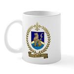 VILLERAY Family Crest Mug