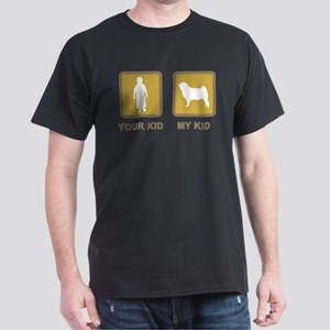 Pug Dark T-Shirt