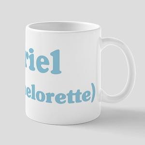 Muriel the bachelorette Mug