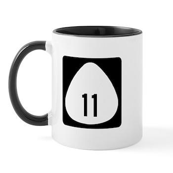 State Highway 11, Hawaii Mug