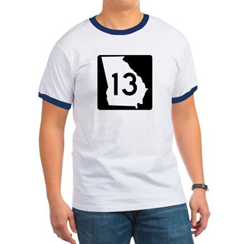 State Route 13, Georgia Ringer T