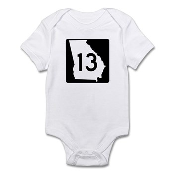 State Route 13, Georgia Infant Bodysuit