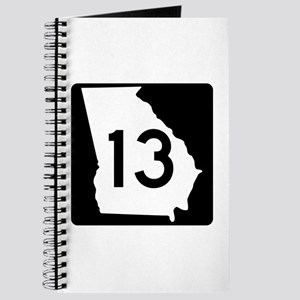 State Route 13, Georgia Journal