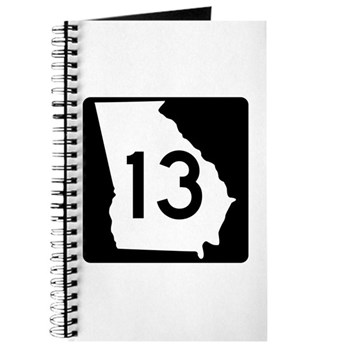 State Route 13, Georgia Journal